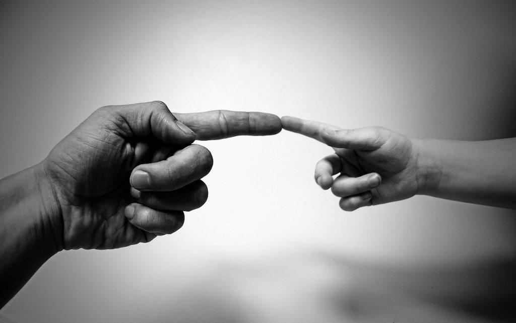 връзка родители деца