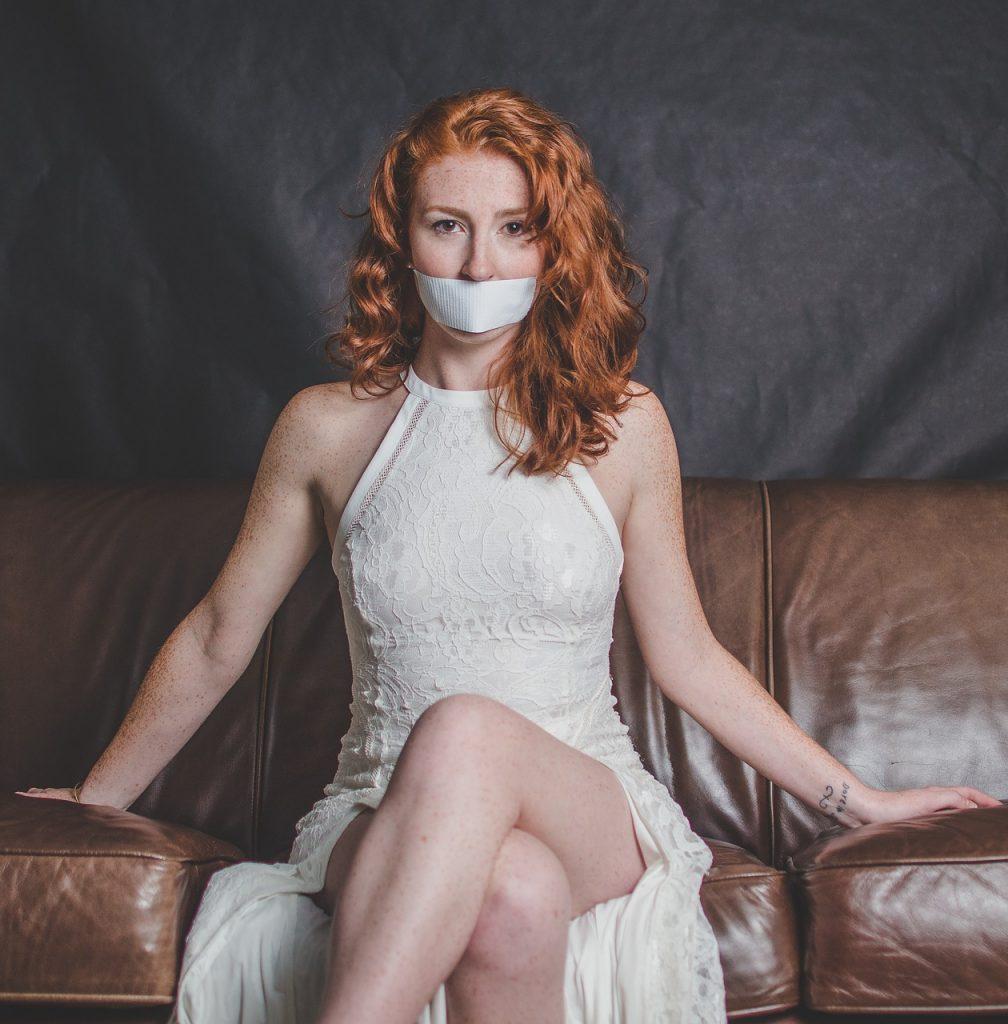 жена и тишина