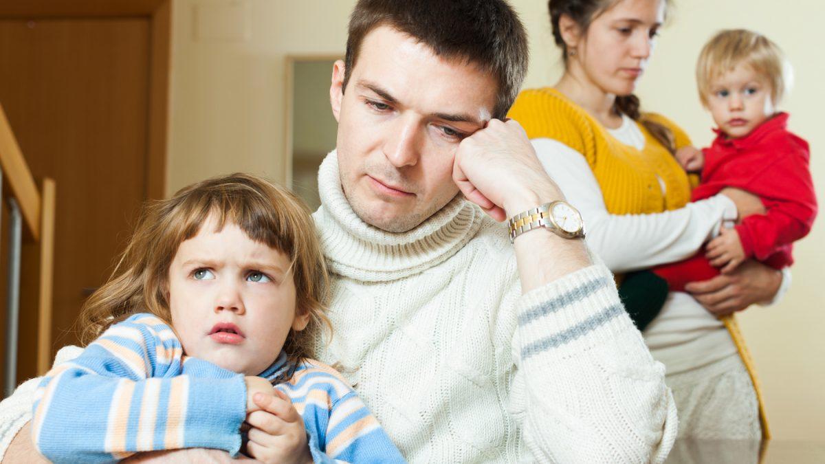 детска ревност в семейство