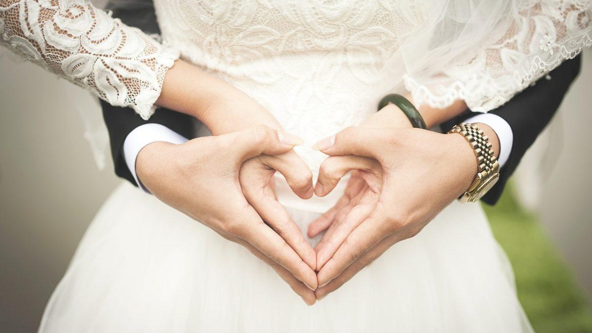 щастлив брак семейство